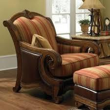 tuscano wood trim chair brick bedroom reading chairreading chairstuscan furniturehome furnituredining