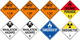 Dot Hazardous Materials Table February 5 2014 Roadside Hazmat