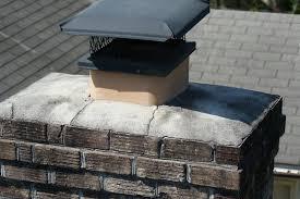 black spark arrestor chimney cap