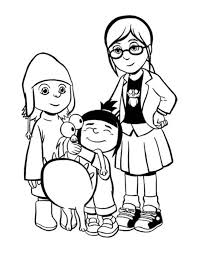Small Picture Kids n funcom 16 coloring pages of Despicable me