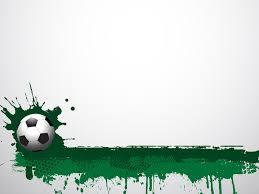 Football Powerpoint Template Football Grunge PPT Backgrounds Green Sports Templates PPT Grounds 18