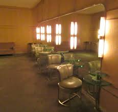 powder room furniture. Furniture By Donald Deskey Powder Room I