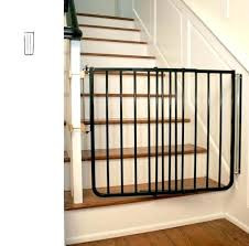 baby gate ideas extra wide gates design wooden child plans fireplace photo of best on stair pet