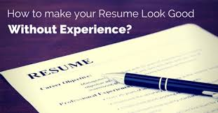 Build A Good Resume How To Make Your Resume Look Good Without Experience Wisestep