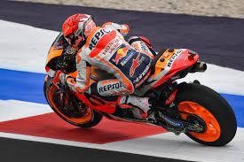 """Foto MotoGP 2021 Orari Misano, Marc Marquez: """"Sono tornato al livello  standard"""" TV8 in chiaro"""