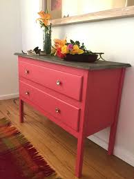 894 best Red Painted Furniture images on Pinterest Credenzas
