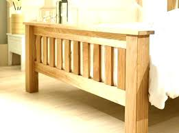 Wooden Bed Frames King Bed Frame Low To Floor Low Wooden Bed Low ...