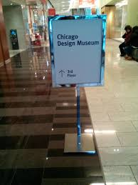 chicago design museum self initiative project on behance
