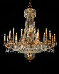glamorous strass crystal chandeliers
