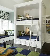 ... How about a bunk bed tower in the bedroom