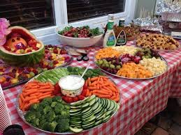 outdoor dining menu ideas. 15 easy outdoor party food ideas for a crowd dining menu e