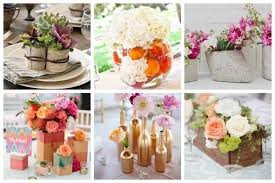 believe it or not you can create stunning centerpieces without spending much at all