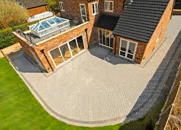 drivesett argent priora block paving project.  Block Winner Of U0027Best Permeable Drivewayu0027 Was GWH Paving Services This Project  Uses Drivesett Argent Priora Which Wraps Around The New Build Property  Driveway  Inside Block Project