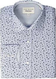 Amazon Shirt Size Chart India Amazon Com Ted Baker Mens Chardo Endurance Dress Shirt