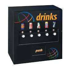 Mechanical Vending Machine New Mechanical Soda Vending Machine 48 Selections Soda Vending
