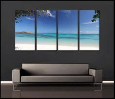 glowing lagoon fiji tropical 4 piece epic fine art canvas wall display  on 4 piece canvas wall art with 39 best multi piece epic canvas wall art images on pinterest