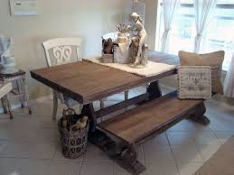 Bench Style Kitchen Tables Kitchen Table With Bench Kitchen Corner Bench With Storage