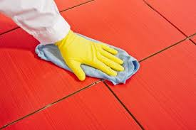 cleaning bathroom tile. Cleaning The Bathroom Might Seem A Bit Daunting At First \u2013 Toilet Requires Different Products And Methods Than Shower, Tile W