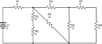 resistors in series and parallel combination of networks series and parallel circuits schematics at Series And Parallel Circuits Diagrams