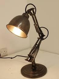 industrial desk lamp. Industrial Desk Lamp F