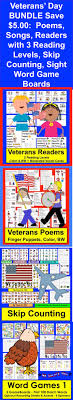 17 best ideas about veterans day poem veterans day veterans day activities math and literacy bundle value save 5 00