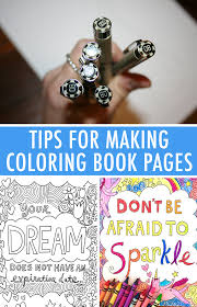 Small Picture Make a Coloring Page Like a Pro 7 Expert Tips