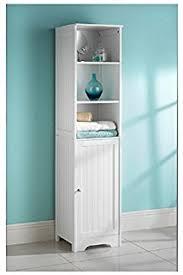 white wooden bathroom furniture. White Bathroom Tall Boy Cabinet Wooden Furniture V