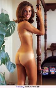 Vintage playboy tanline butts