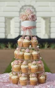 Wedding Cupcakes Modern Cupcake Tower Alternative Unique Wedding Idea