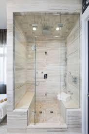 Home Steam Shower Design Double Bench Master Steam Shower For The Home Interlocking