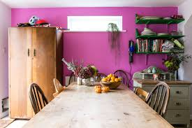 Pink Kitchen Pink Kitchen Makeover Housewife Confidential