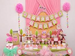 Owl Baby Shower Decorations Girl U2014 Office And BedroomOwl Baby Shower Decor