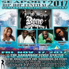 2017 Seaport Hip Hop Festival Arts Entertainment