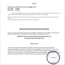 Scam E-crime Expert Employment-related New Blog