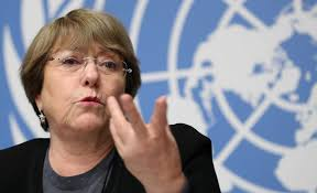 UN Rights Chief raises concerns in report on Sri Lanka to UNHRC   Colombo  Gazette