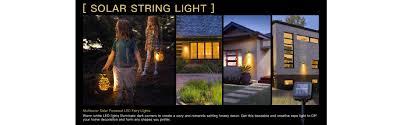Cheap Fairy Lights Bulk Customized Multicolor Solar Powered Led Fairy Lights