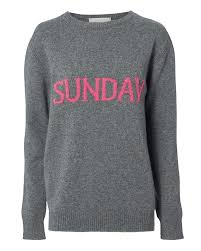 Sunday Cashmere Sweater Intermix