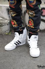 adidas shoes high tops wings. adidas jeremy scott wing sneakers shoes high tops wings a