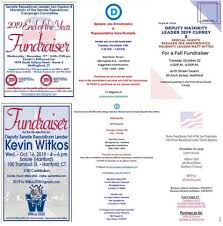 Political Fundraising Invitations Jon Lender Get Elected To The Legislature Form Your Own