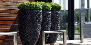 ways pots can enhance your garden