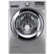 How Do High Efficiency Washers Work Lg Electronics 45 Cu Ft High Efficiency Front Load Washer With