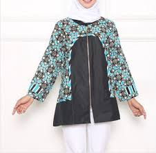 Sekarang lagi tren nih baju kondangan, acara tunangan, atau bahkan jadi bridesmaid dari kain tule bordir. 25 Model Baju Kondangan Batik Pesta Terupdate 2020
