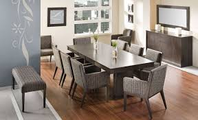 Table And Stools For Kitchen Contemporary Solid Wood Dining Table Chairs Made In Canada