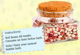 natural bubble bath gift