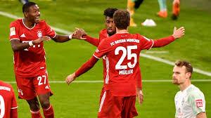 Отчет по матчу: Бавария - Вердер Бремен