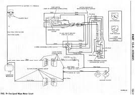 wiper motor wiring diagram ford wiring diagram mopar wiper switch wiring diagram motor restoration