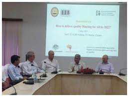 indian institute of technology madras iit m hosted a roundtable to explore how mass produced pre fabricated building solutions lean construction