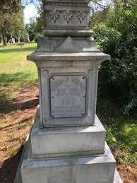 Mary Polly Dunn Riggin (1782-1861) - Find A Grave Memorial
