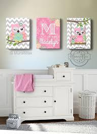 like this item  on childrens canvas wall art with baby nursery decor owl wall art owl canvas art nursery art