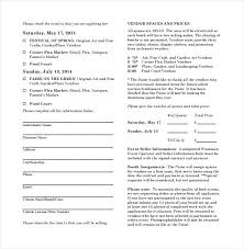 Vendor Contract Template General Images Of Basic Wedding Agreement ...